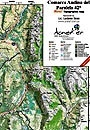 Comarca Andina del Paralelo 42, El Bolsón térkép (5) - Aoneker