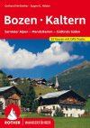 Bolzano & Caldaro, német nyelvű túrakalauz - Rother
