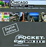 Chicago térkép - Pocket-Pilot