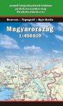 Magyarország postai irányítószámos térképe - Szarvas & Topográf
