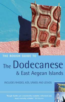 Dodekaníszosz és a Keleti-Égei-szigetek - Rough Guide