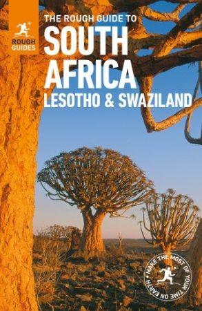 Dél-Afrika, angol nyelvű útikönyv - Rough Guide