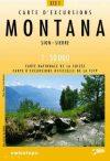 Montana - Landestopographie T 273