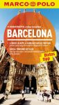 Barcelona, guidebook in Hungarian - Marco Polo