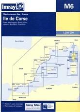 Ile de Corse Chart M6 - Imray