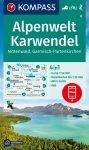 Karwendel turistatérkép (WK 6) - Kompass