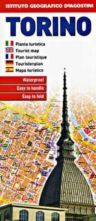 Torino sétálótérkép - De Agostini