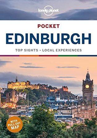 Edinburgh, angol nyelvű zsebkalauz - Lonely Planet