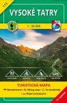 Magas-Tátra turistatérkép (113) - VKÚ