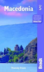 Macedónia, angol nyelvű útikönyv - Bradt