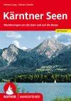 Karintiai tóvidék, német nyelvű túrakalauz - Rother