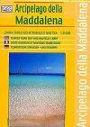 Maddalena-szigetek térkép - LAC