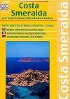 Costa Smeralda térkép - LAC