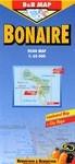 Bonaire térkép - B & B