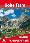 Magas-Tátra, német nyelvű túrakalauz - Rother