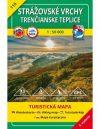 Trencsén környéki hegyek, Trencsénteplic turistatérkép (119) - VKÚ