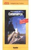 Catamarca Province (No12.) térkép - Automóvil Club Argentino