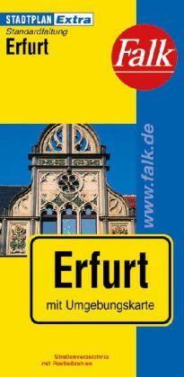 Erfurt Extra várostérkép - Falk