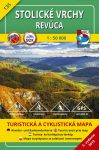 Gömöri-érchegység, Nagyrőce turistatérkép (135) - VKÚ
