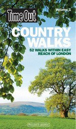 Country Walks near London, Volume 1 - Time Out