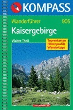 Kaisergebirge - Kompass WF 905