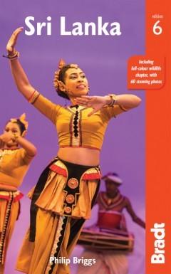 Sri Lanka, angol nyelvű útikönyv - Bradt