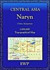 Naryn regionális térkép - EWP