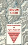 Bhutan Himalaya térkép - SSAF