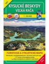Kysucké Beskydy & Veľká Rača, hiking map (101) - VKÚ