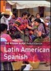 Latin American Spanish Phrasebook - Rough