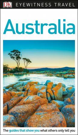 Ausztrália, angol nyelvű útikönyv - Eyewitness