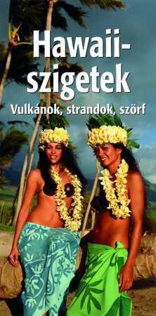 Hawaii, guidebook in Hungarian - Merhavia