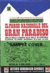 Gran Paradiso Nemzeti Park térkép - IGC