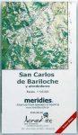 San Carlos de Bariloche térkép (7) - Aoneker