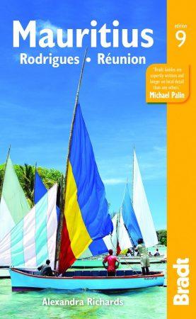 Mauritius, angol nyelvű útikönyv - Bradt
