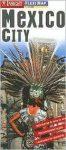 Mexico City laminált térkép - Insight
