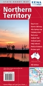 Northern Territory térkép - Hema