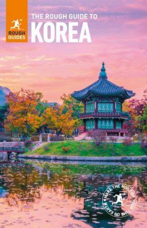 Korea, angol nyelvű útikönyv - Rough Guide