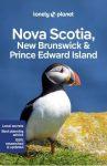 Nova Scotia, New Brunswick & Prince Edward Island, guidebook in English - Lonely Planet