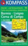 WK 96 Bormio - Livigno - Corna di Campo - KOMPASS