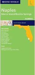 Naples, Marco Island, FL térkép - Rand McNally