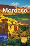 Marokkó, angol nyelvű útikönyv - Lonely Planet