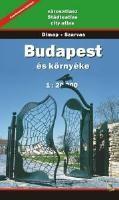 Budapest és környéke atlasz (2008) - Szarvas & Dimap