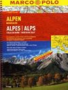 Alps, road atlas - Marco Polo