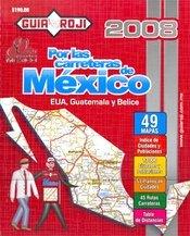 Mexikó autóatlasz - Guia Roji