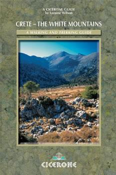 Crete: The White Mountains - A Walker's and Trekker's Guidebook - Cicerone Press