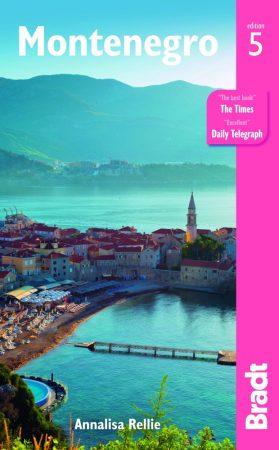 Montenegró, angol nyelvű útikönyv - Bradt