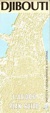 Djibouti várostérkép - IGN