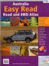 Ausztrália atlasz (Easy Read Road and 4WD Atlas) - Hema