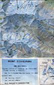 Mount Xixabangma térkép - Xi'an
